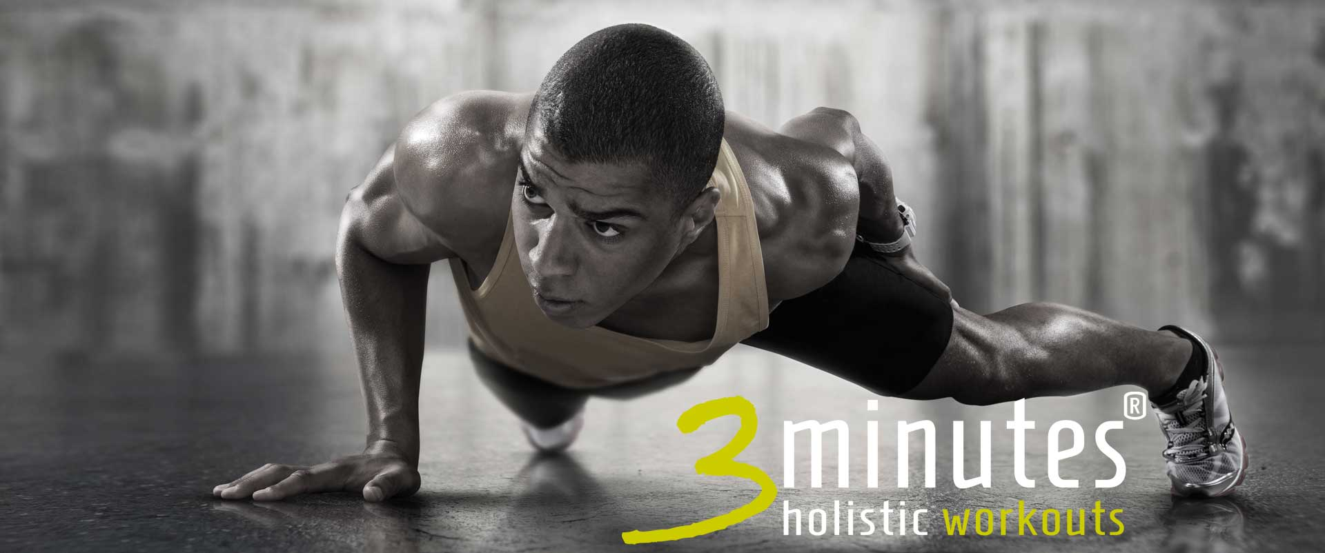 threeminutes – holistic workouts